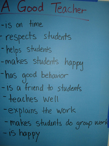 essay qualities of good parents